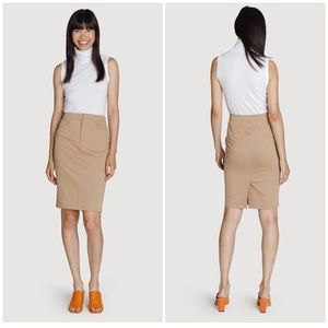 Kit and Ace Mainstay stretch skirt